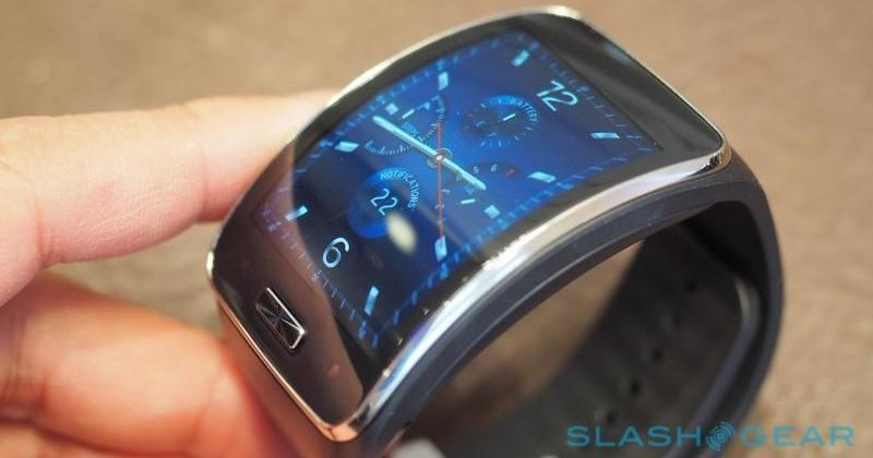 Samsung Gear S coming to US carriers this Fall