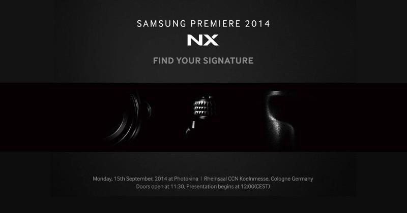 Samsung NX1 mirrorless camera teased, details leaked