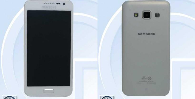 "Samsung Galaxy ""Alpha"" A300 makes its way through TENAA"