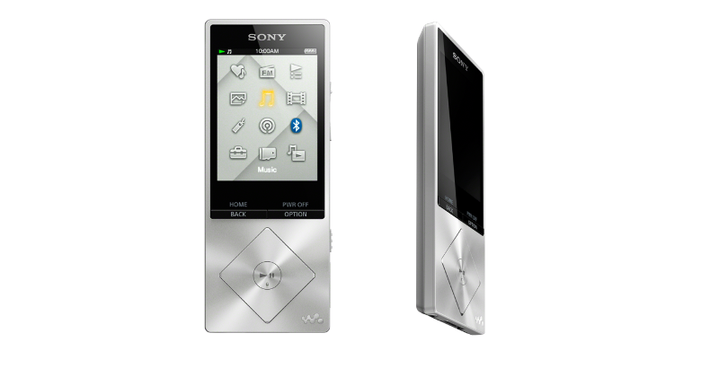 Sony Walkman NWZ-A17, MDR-1A headphones boast Hi-Res Audio
