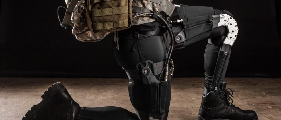 Soft Exosuit gets DARPA favor, will give soldiers superhuman legs