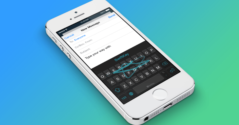 SwiftKey for iPhones and iPads to launch September 17
