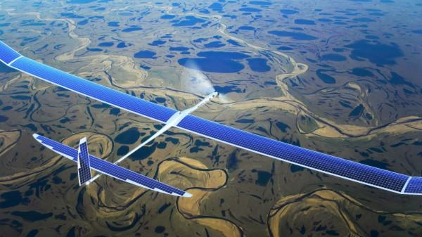 Google wants to test-fly drones in New Mexico