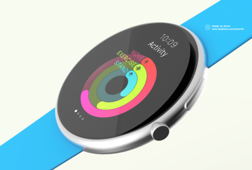 Round Apple Watch concept is everything we wanted