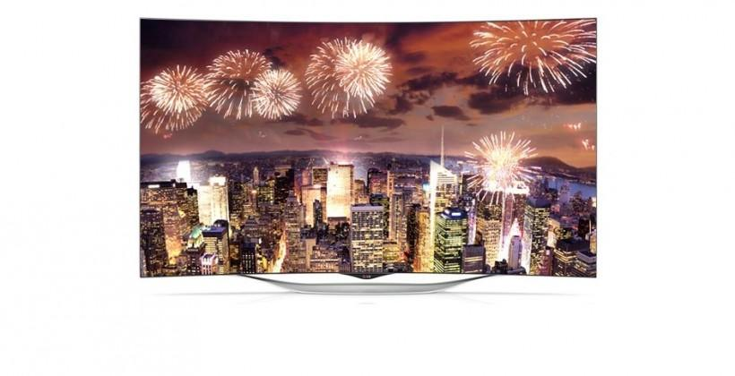 LG's EC930T Curved OLED 55″ TV includes webOS