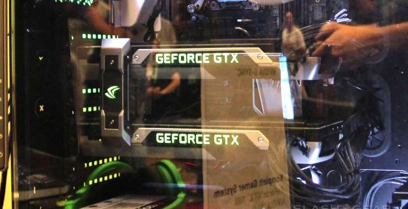 GeForce GTX SLI Bridges aim for gaming customizers