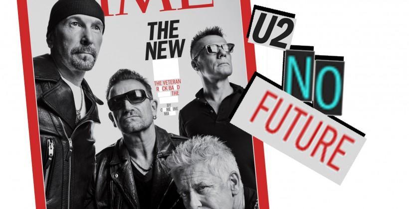 "No, U2, your Apple album release wasn't ""punk rock"""