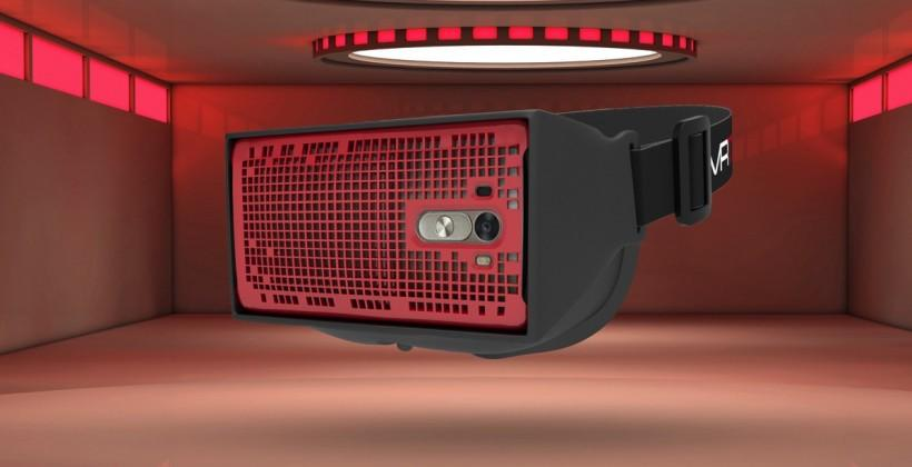 Vortex VR turns LG G3 into sub-$100 Oculus-style HUD