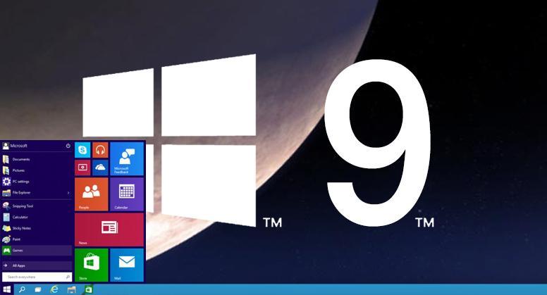 Windows 9 Start Menu video demo leaks