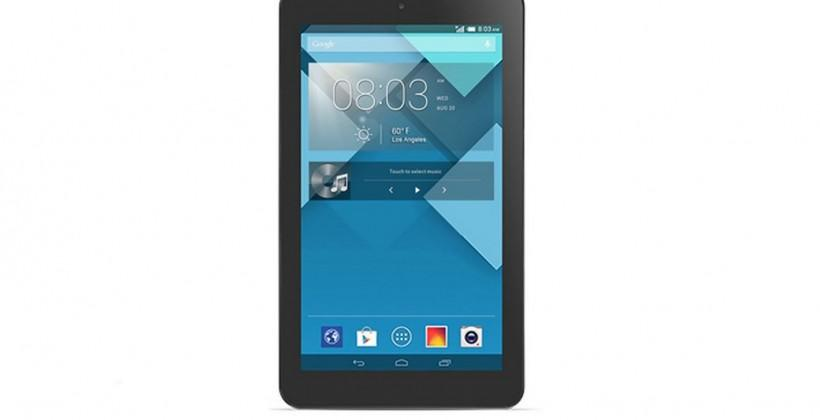 Alcatel Onetouch Pop 7 tablet arrives at MetroPCS