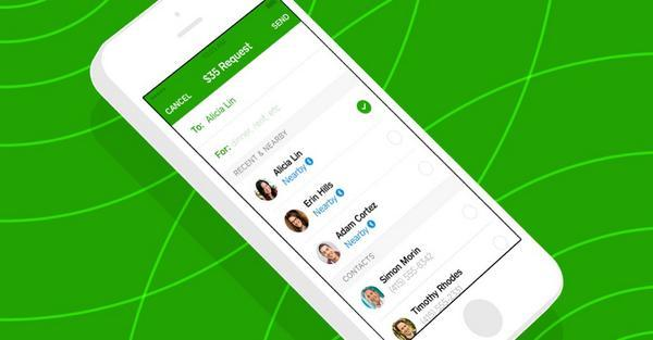 Square Cash lets you find friends to pay via Bluetooth