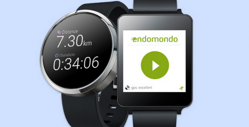 Endomondo update brings Android Wear support