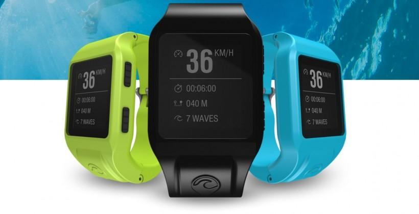 Glassy Pro One is a smartwatch for surfers