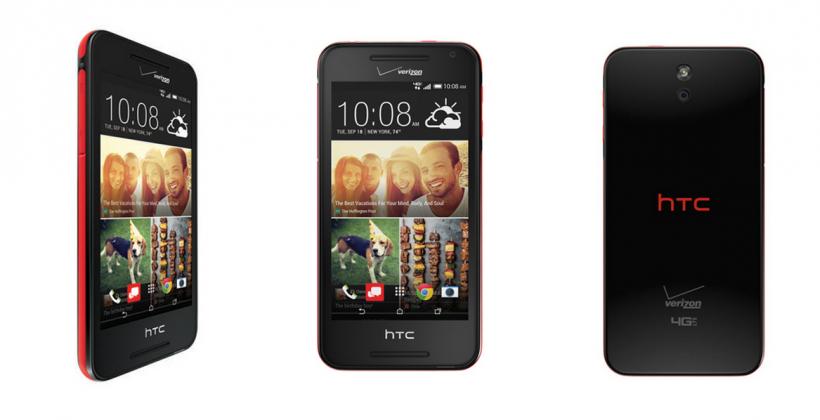 HTC Desire 612 smartphone hits Verizon tomorrow