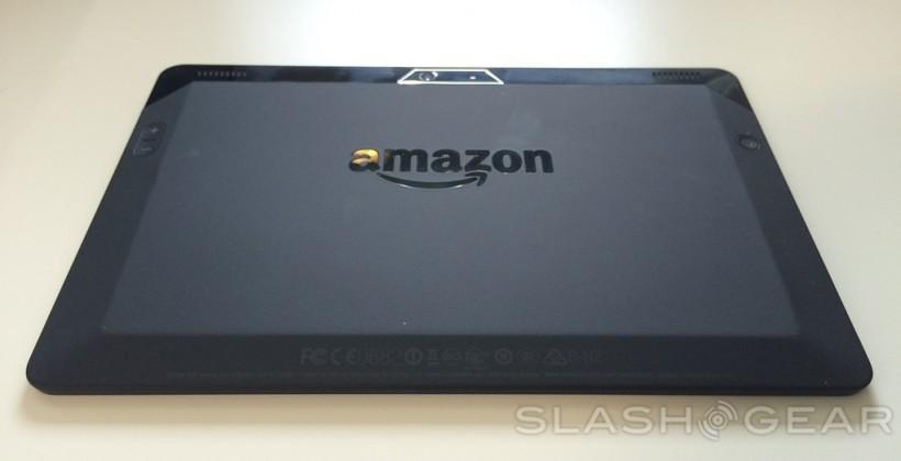Amazon Fire HDX 8.9 review: a pretty one-way path