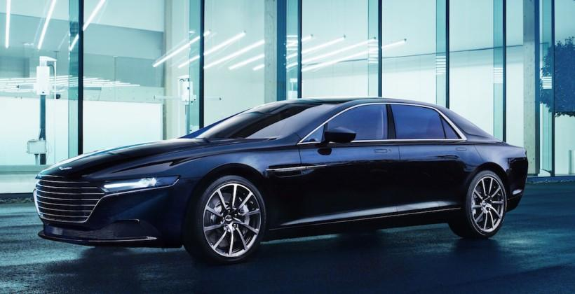 Aston Martin's Lagonda superluxe sedan is a heartbreaker
