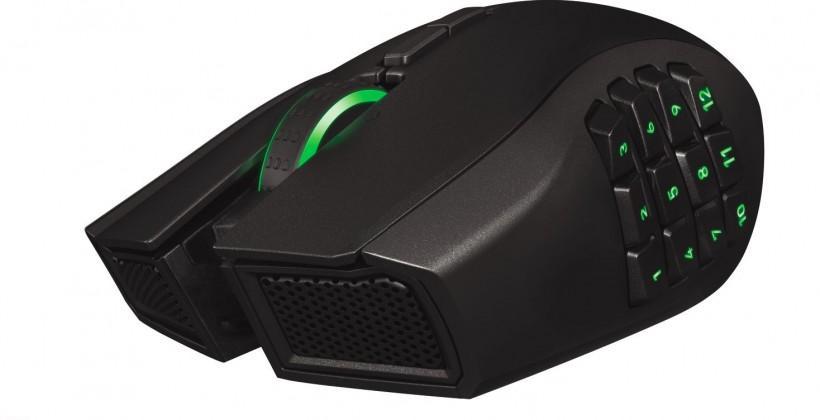 Razer Naga Epic Chroma Mouse targets MMO gamers