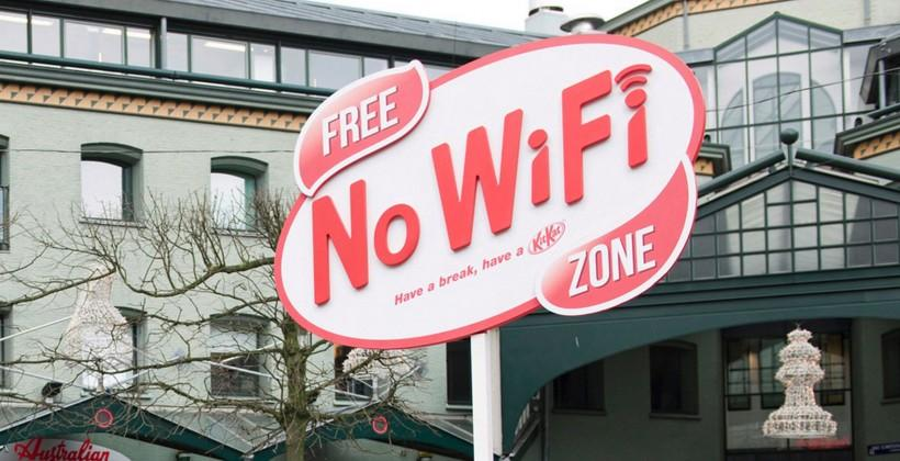 Woman turns home into anti-WiFi zone with shielding paint