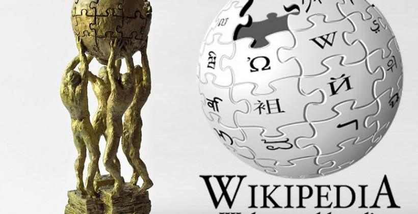 Wikipedia monument built in Poland