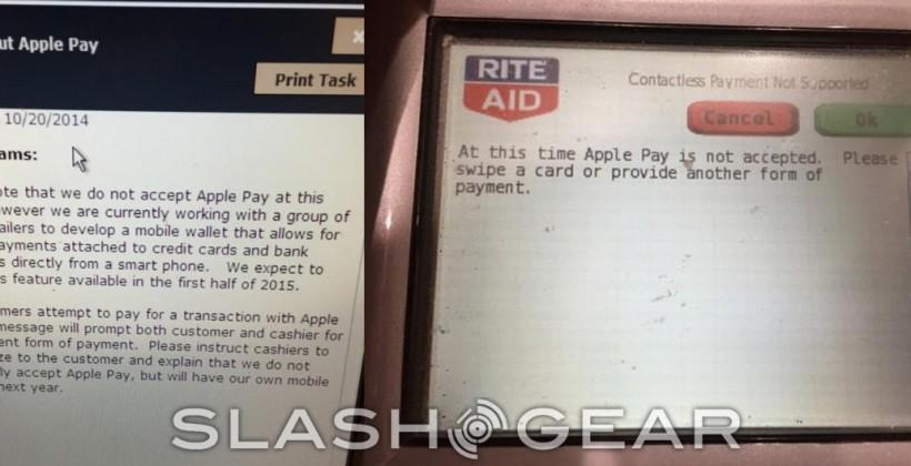 Leaked Rite Aid docs say Apple Pay may never come