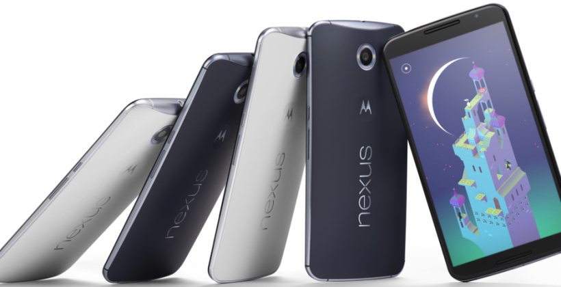 Nexus 6 official: here are the details [Update]