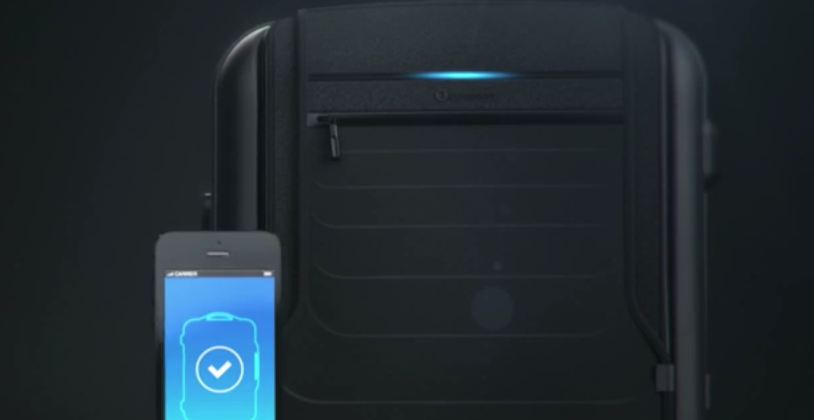 Bluesmart connected carry-on makes traveling smarter