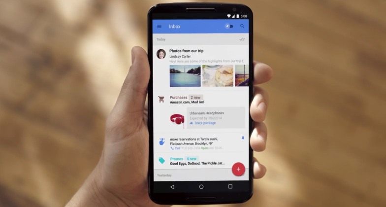 Inbox from Google re-imagines how we use email