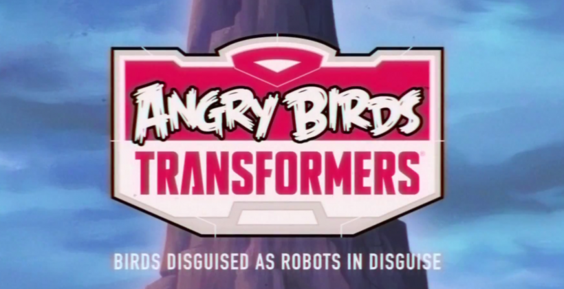 Angry Birds Transformers released – and not half bad