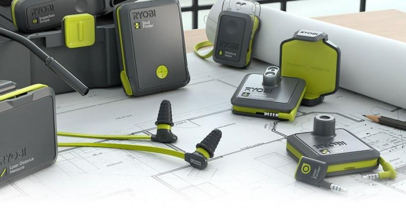 Ryobi Phone Works combines your smartphone and power tools