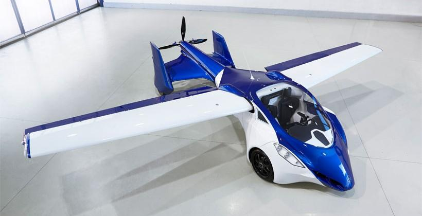 AeroMobile 3.0 flying car prototype debuts