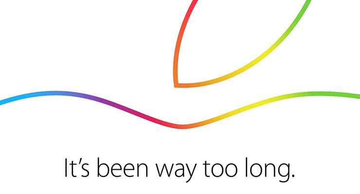 Apple's iPad and Mac event confirmed for October 16th