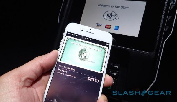 Siri caught using Apple Pay in iOS 8.1 beta