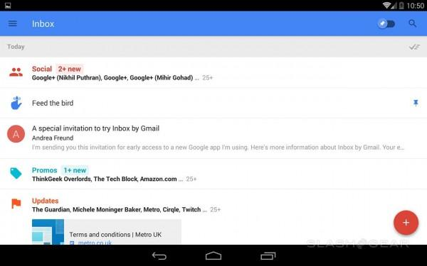 How Google's Inbox is better (and worse) than your email app