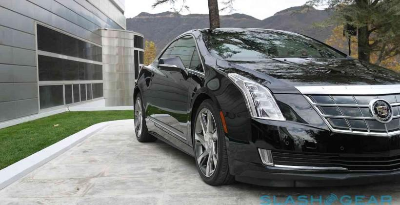 Cadillac schemes plans to trample Tesla
