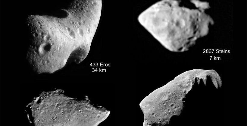ESA Rosetta Probe finds comet smells like a litter box