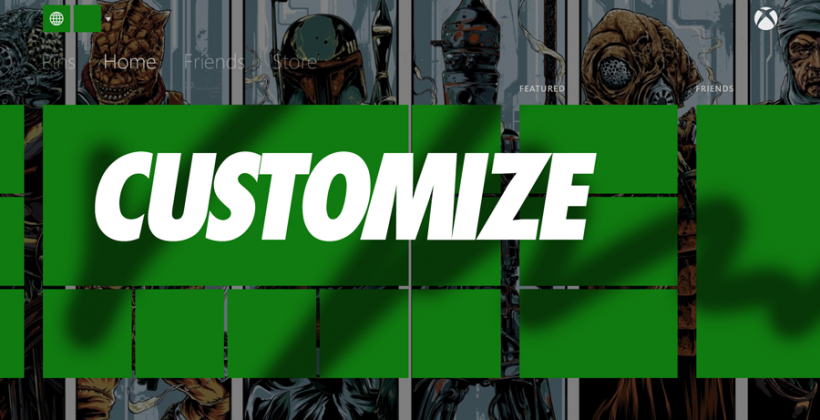 Custom Xbox One Backgrounds How To Make It Yours Slashgear