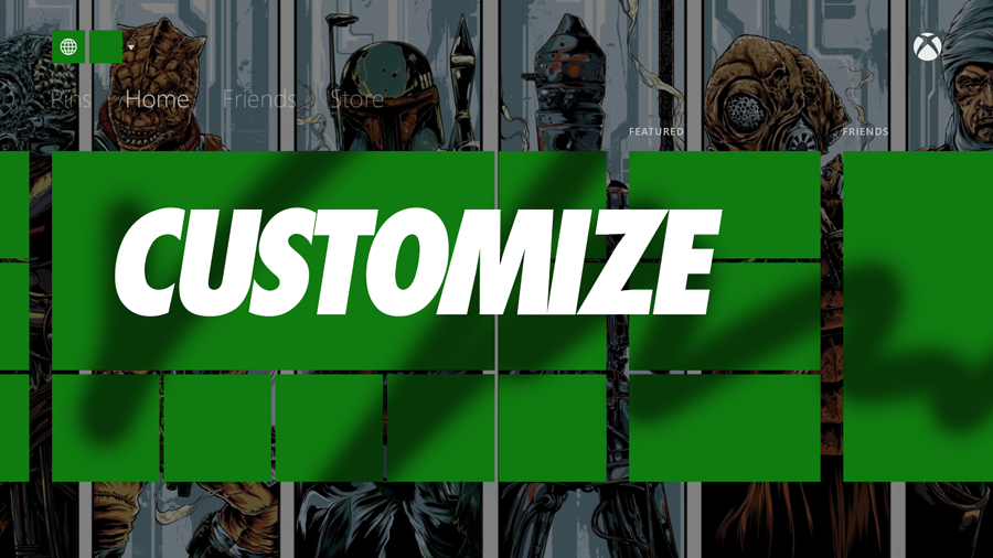 Custom Xbox One Backgrounds How To Make It Yours Slashgear