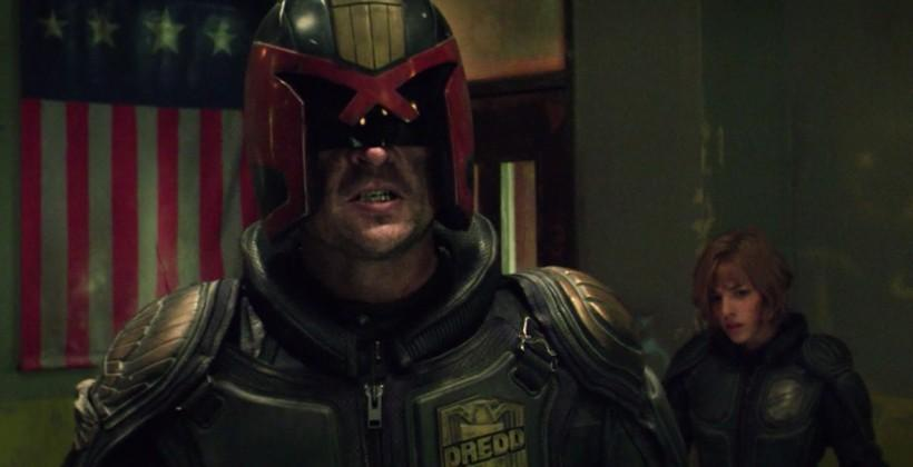 DREDD 2: Karl Urban meets with filmmakers