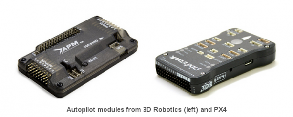 Dronecode creates an open source space for UAVs to grow - SlashGear
