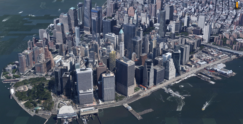 Google Earth for Android revamped: Smoother 3D & faster updates