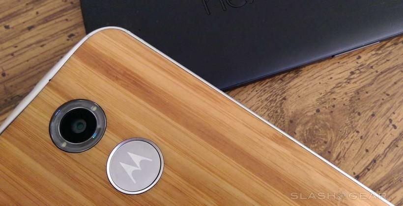 Keep your Nexus 6, I'll stick with Moto X