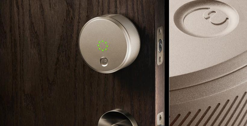August Smart Lock heads to Apple Stores officially
