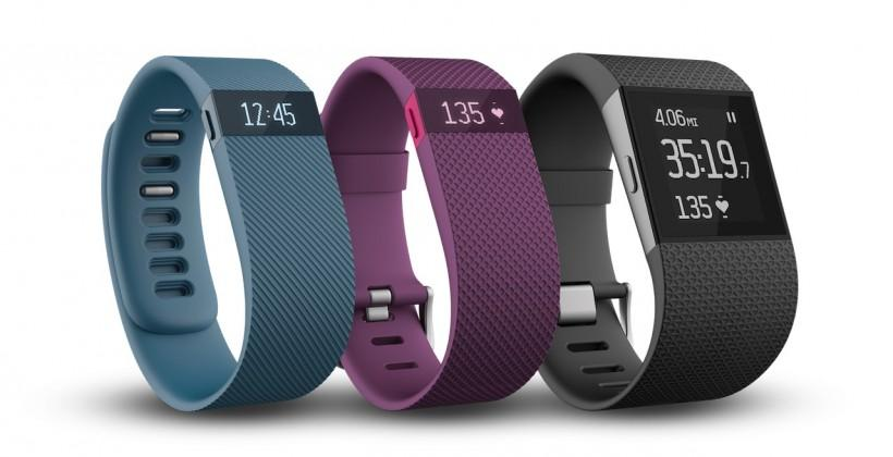 Fitbit adds GPS and heart-rate tracking in wearable refresh