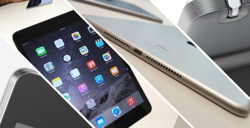Nexus 9 vs iPad Air 2 vs Mini 3: Release Day