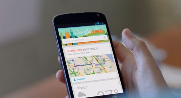 Google Now tells you bills are due; does it go too far?
