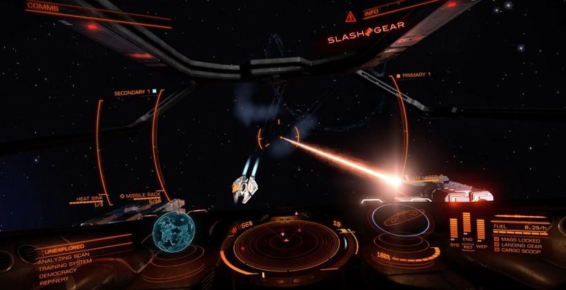 Elite: Dangerous Beta 3: experience space in 60fps