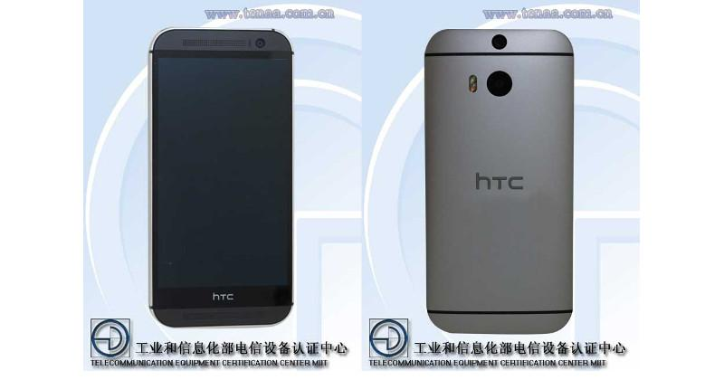 HTC One M8 Eye spotted at TENAA with 13MP Duo Camera