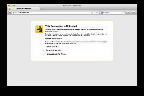 iCloud-firefox-untrusted