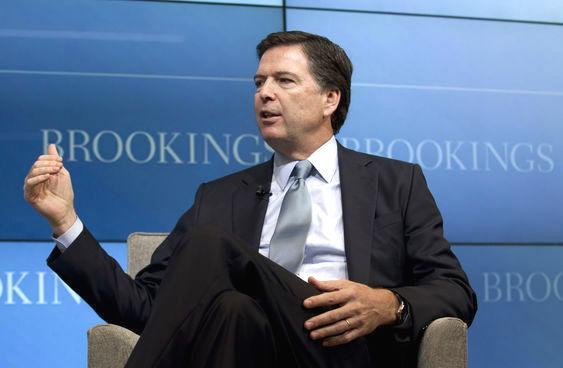 FBI director speaks out against consumer tech device encryption