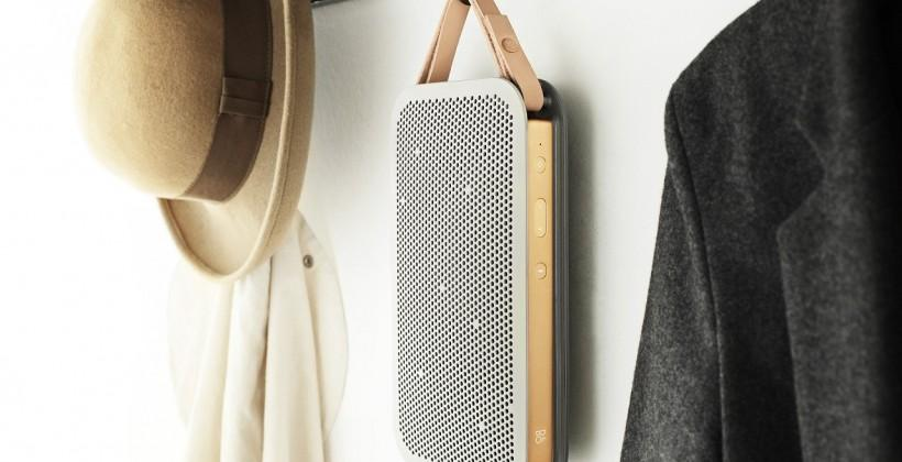 B&O's BeoPlay A2 is maker's first Bluetooth speaker